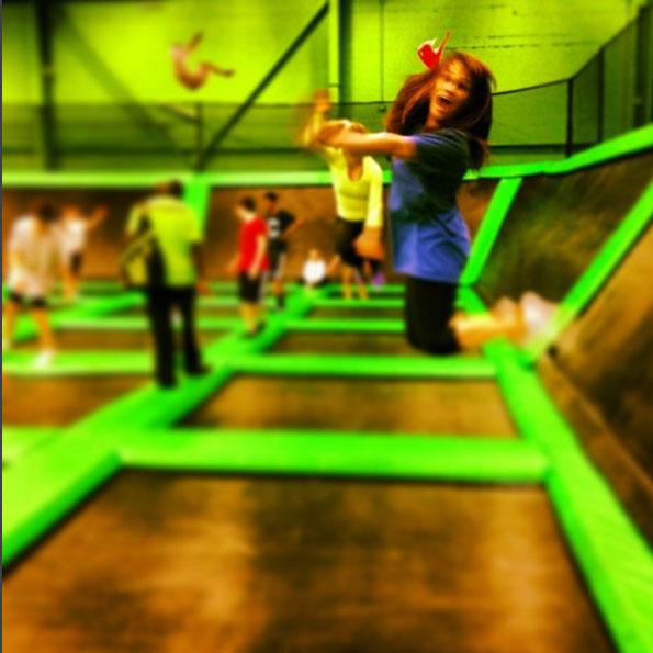 trampolineWP